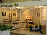 Messestand NetterVibration